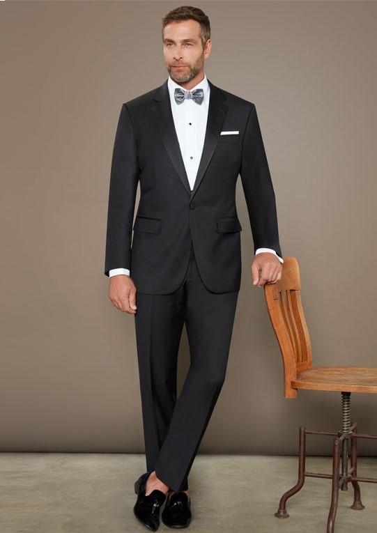 Tuxedo - black
